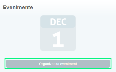 Organizeaza un eveniment