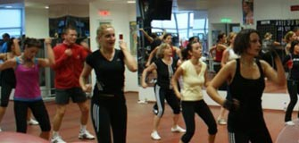 Arena Fitness Club - aerobic in Bacau