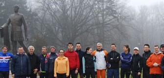Alergare de grup Parcul Herastrau - alergare in Bucuresti