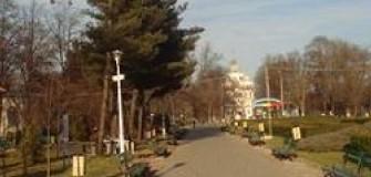 Jogging in parcul Bazilescu - alergare in Bucuresti