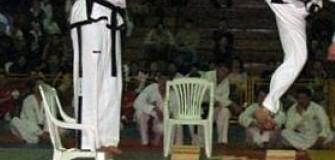 Taekwondo - Liga de Est - arte-martiale in Vaslui