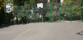 Parcul Titanii - baschet in Bucuresti