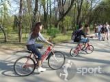 Tura de bicicleta Parc Herastrau - biking in Bucuresti | faSport.ro