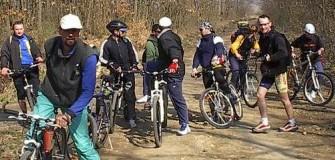 Cicloturism ATM Arad - biking in Arad