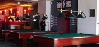 Club Texas - biliard in Focsani