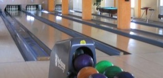 Sport Center D&E - bowling in Alba-Iulia