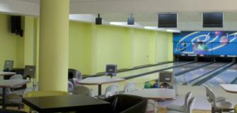 Complex Viva Club - bowling in Galati