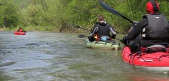 Caiac Raul Nera - caiac-canoe in Resita