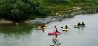 Caiac Arges - Adunatii Copaceni - caiac-canoe in Ilfov
