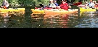 Ture cu caiacul in Delta Dunarii - caiac-canoe in Tulcea