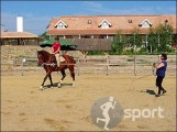"""La Mesteceni"" Country Club - echitatie in Sebes 