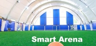 Smart Arena Plaza - fotbal in Bucuresti