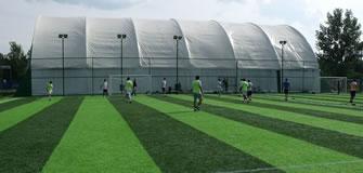 DANGELO SPORT 3 Terenuri Sintetice De Fotbal 2 Acoperite ( Corturi Industriale ) si 1 Acoperit ( Bal - fotbal in Bucuresti