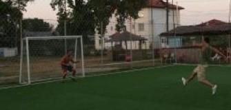 Tabara Sulina - fotbal in Sulina
