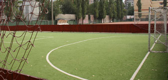 Pro Luceafarul teren 2 - fotbal in Bucuresti