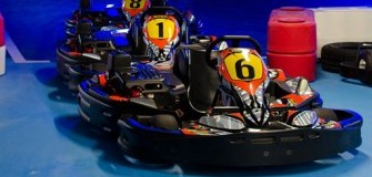 SkyKarting - karting in Bucuresti