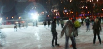 Patinoar Cismigiu - patinaj in Bucuresti