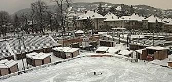 Baza sportiva Olimpia - patinaj in Brasov