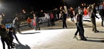Patinoar Parcul Tineretului - patinaj in Bucuresti