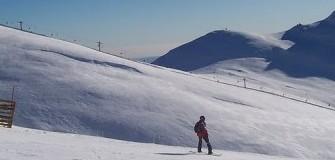 Partie Sinaia - ski in Sinaia
