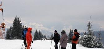 partie Dealul Mare - ski in Vatra-Dornei