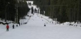 Harghita Bai - ski in Miercurea-Ciuc