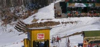 Partia Mogosa - ski in Baia-Mare