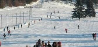 Partie Izvorul Muresului - ski in Gheorghieni