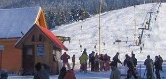 Partia de ski Bran-Zanoaga - ski in Bran