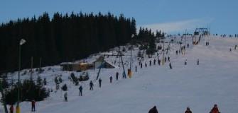 Partiile Ranca - ski in Novaci
