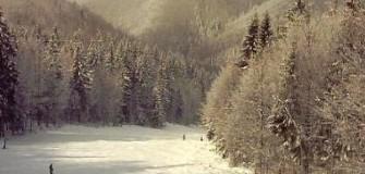 Statiunea Sovata - ski in Sovata