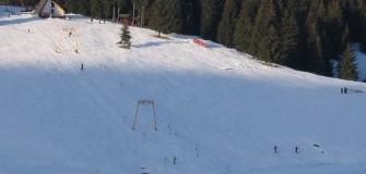 Statiunea Izvoare - ski in Baia-Mare