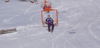 Partia Poiana Stiol din Borsa - ski in Borsa