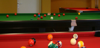 Complex Viva Club - snooker in Galati
