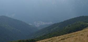 Poiana Tapului - Cascada Urlatoare - trekking in Busteni