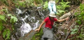 Cheile Butii din Muntii Retezat - trekking in Petrosani
